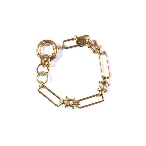 Bracelet Judith plaqué or