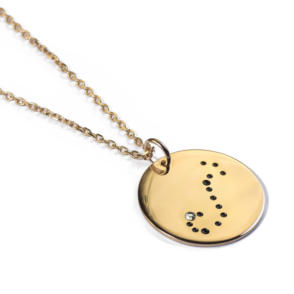 Collier CONSTELLATION plaqué or