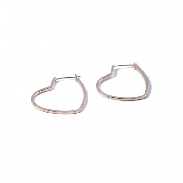 Boucles d'oreilles Cosima plaquées or